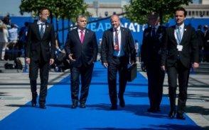Orbán Viktor a szövetség balkáni bővítésének fontosságát hangsúlyozta