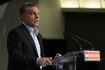 Fidesz, govt stand up for Hungary, says Orban